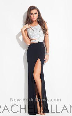 Rachel Allan 6881 Dress - NewYorkDress.com