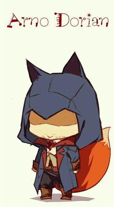 Arno Dorian the fox