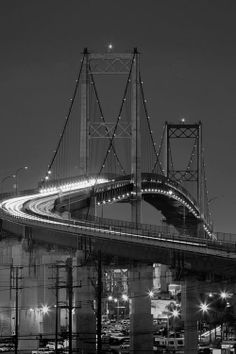 Vincent Thomas bridge - San Pedro I