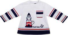 Camiseta manga larga, para nino - tuc tuc