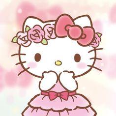 Hello Kitty Art, Hello Kitty Themes, Hello Kitty Nails, Hello Kitty My Melody, Sanrio Hello Kitty, Hello Kitty Iphone Wallpaper, Hello Kitty Backgrounds, Sanrio Wallpaper, Hello Kitty Characters