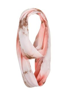tie dye infinity scarf (original price, $14) available at #Maurices