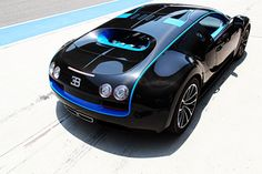 2011 Bugatti Veyron Super Sport Edition Merveilleux