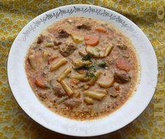 :) Ez alapján még az is meg tudja… Goulash, Cheeseburger Chowder, Thai Red Curry, Stew, Cobbler, Food And Drink, Internet, Ethnic Recipes, Recipes