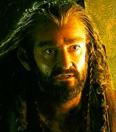 Thorin so handsome DOS