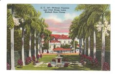 Miami Florida Vintage Postcard unused by PicturesFromThePast, $3.75