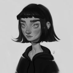 35 minute minute sketch! If you wanna see the speedpainting to this, the link…