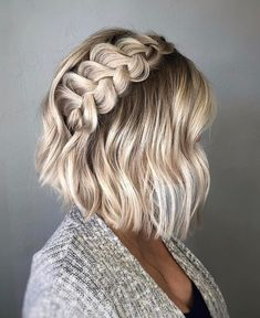 Awesome Braided Blon