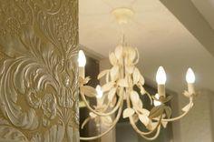Foglie Collection Wrought iron in classical floral Florentine style. www.eurolampart.it #eurolamp #lighting #luxurylighting #luxurylife #chandelier #luxurychandelier #home collection  Private House