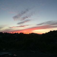 Norwigian summer sky from Bømlo 😂😍❤️☁️