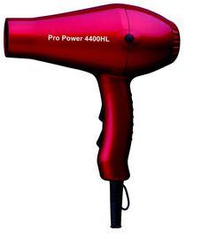 Σεσουάρ μαλλιών   Pro Power HL 4400 Red 2400W Κόκκινο 7f39e37f8bb