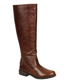 Love this Bamboo Brown Montage Boot by Bamboo on #zulily! #zulilyfinds