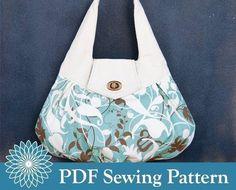 BRIOLETTE Handbag Purse PDF Sewing Pattern