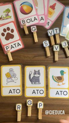 Education, Language Activities, Kids Learning Activities, Phonemic Awareness Activities, Reading Games, Toddler Sensory Activities, Read Box, Painting Activities, Autism