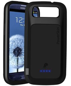 Power Skin Samsung Galaxy S3 Battery Case