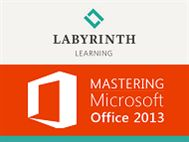 Microsoft Office 2013: Mastering (Online Course & Tests).