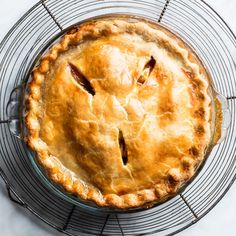 How to Make the Flakiest Double-Crust Pie