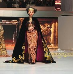 "25th Years Of Anne Avantie Creation, ""Merenda Kasih"" 2014 Collection ~ Glowlicious"