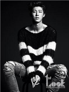 B.I. (Hanbin) = Guy version of Yoon Eun Hye  #hotnessoverload