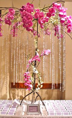 Pink Orchid Tree http://www.hollywoodcandygirls.com/
