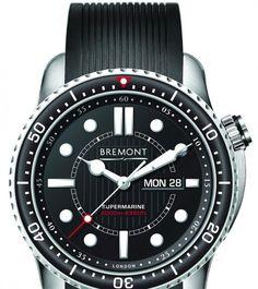 Bremont Supermarine 2000 DiveWatch | Perpetuelle.com Watch Blog
