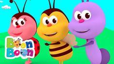 Dansează și rotește-te! - Cântece pentru copii | BoonBoon