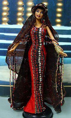 ๑ Miss Palestine 2003'