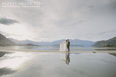 Lakeside Wedding. Wanaka Wedding Photographer http://blog.alpineimages.co.nz/blog/