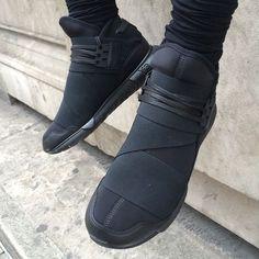 Modern and black