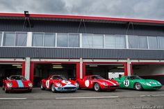 250LM x 4 chassis number 5841, 5907, 5899, 8165