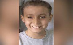 Pai busca sangue raro para menino com leucemia