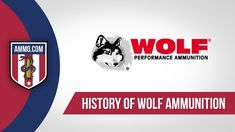 Known for low-cost, steel-cased ammo, Wolf offers a variety of calibers for rifles and pistols – all produced in factories throughout the former Soviet Union. Other than their brass-cased Gold line of ammo, other Wolf ammunition is non-corrosive with polymer-coated steel cases. #wolfammo #ammohistory
