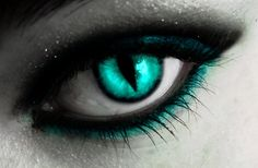 Icy Night by TheSilverVamp on DeviantArt Beautiful Eyes Color, Pretty Eyes, Cool Eyes, Rare Eye Colors, Eye Color Chart, Vampire Eyes, Rare Eyes, Colored Eye Contacts, Aesthetic Eyes