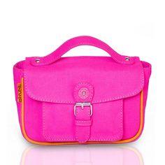 Buy  hot pink leather Shoulder sling  bag online for sale at voganow.com 36a90d5ff6f91