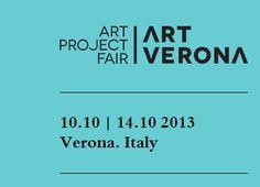 Verona Fiere: Art Project Fair Verona 2013 #NewsGC #VeronaFiere