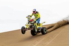 Ignacio Casale, nuevo líder de quads en el Dakar - Quad&Jet