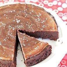 Flourless Chocolate Ganache Cake Recipe