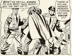 X-Men #2 NO LAW AGAINST WEARING A COSTUME The Best Comic Book Panels