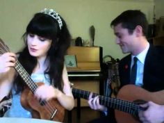 Zooey Deschanel and Joseph Gordon-Levitt collaborating on an adorable duet.