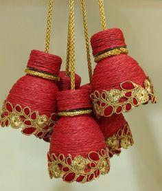 Discover thousands of images about TOTAL WASTE, Diwali creations. Diy Home Crafts, Diy Arts And Crafts, Creative Crafts, Diwali Craft, Diwali Diy, Happy Diwali, Reuse Plastic Bottles, Plastic Bottle Crafts, Art N Craft