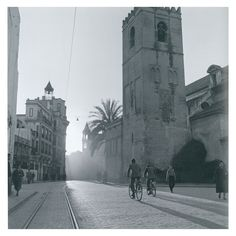fotografía de MANUEL DE ARCOS  Sevilla. 1956.