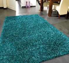 Beat 09 - Teal Rugs | Modern Rugs                                                                                                                                                                                 More
