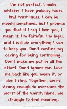 Dutchrose I do love you and I mean it. Im faithful and I'm loyal and I will NEVER ignore you. I LOVE YOU SO MUCH and I MEAN IT, FOREVER AND ALWAYS <3