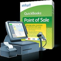 Quickbooks Point of Sale Pro Software 1 user v12 POS software to run your business Intuit Other