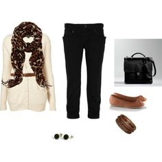 Tomorrow's outfit - 30/04/12, created by jennaploof on Polyvore
