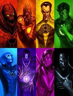 Tropa dos Lanternas