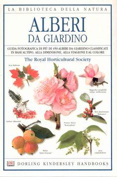 Alberi da giardino - The Royal Horticultural Society -  1998