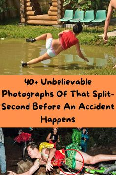 Many hilarious mistakes and accidents have happened long before people were carrying around cell phones and filming everything. Now, cameras don't miss a single moment. There's always someone taking pictures,
