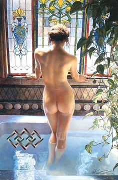 This is my favorite Steve Hanks picture. Unfortunately, it is also one of the more expensive ones. I can't wait until I can afford it!