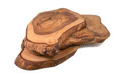 Olive Wood Rustic Serving Board
